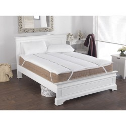 Anti Allergy Bounce Back Mattress Topper All Sizes