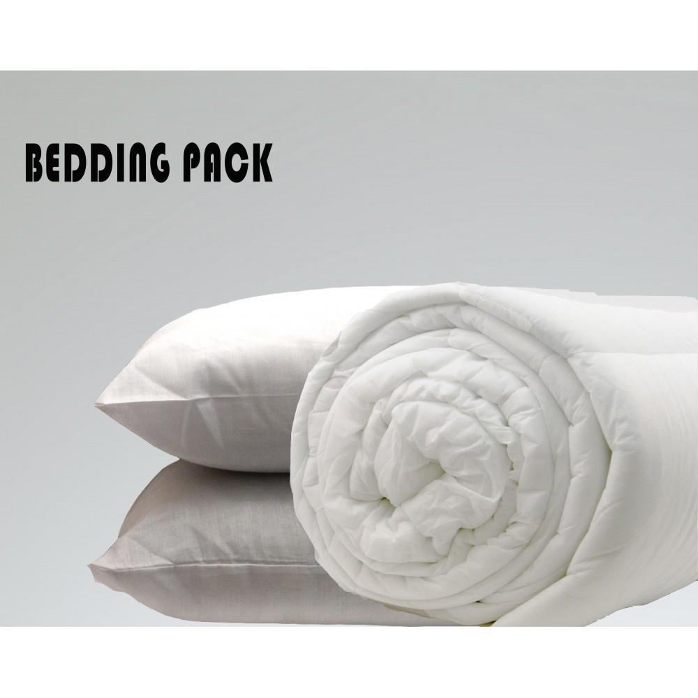super bounce back winter duvet 16 5 tog 2 pillows. Black Bedroom Furniture Sets. Home Design Ideas