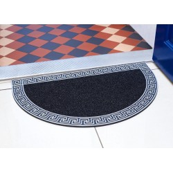 Heavy Duty Rubber Durban Door Mat Entrance Indoor Outdoor - Non Slip 45 x 75 cm
