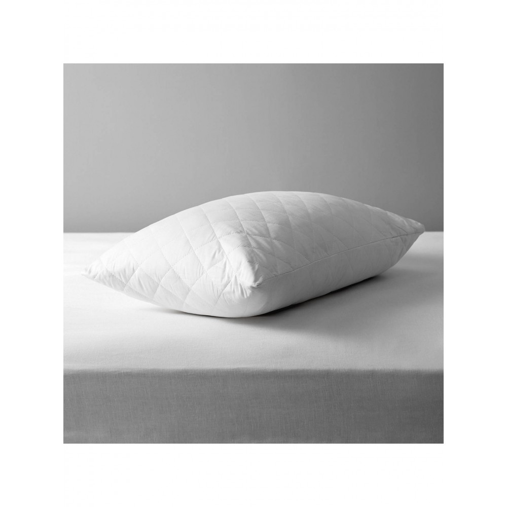 Soft As Down Super Jumbo Extra Filled Quilted Pillows