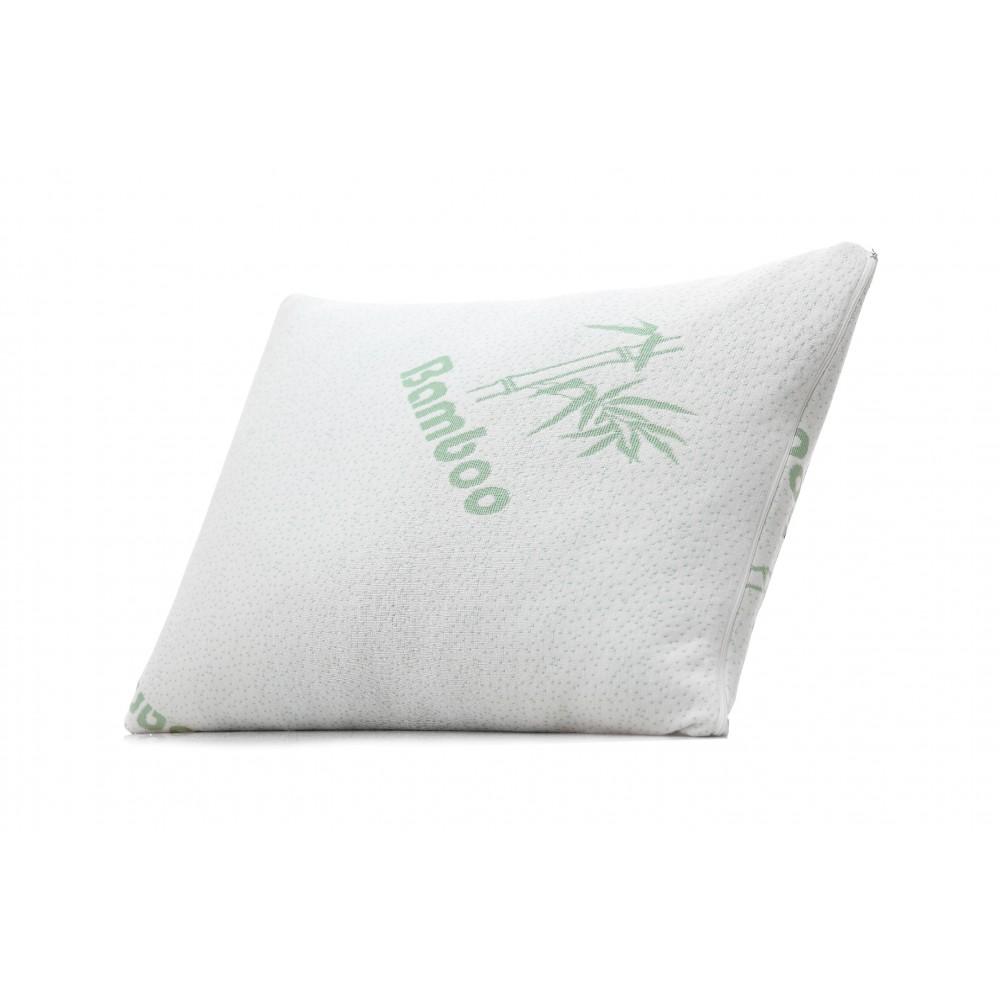 New Roll Pack Bamboo Memory Foam Pillow