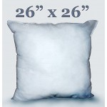 "26"" x 26"" Cushion Inners Inserts Pads Scatters Soft Fillers Hollowfibre Microfibe"