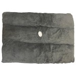 Faux Wool Extra Support Dog Beds Cover Cushion Soft Comfy Washable All Pet Beds