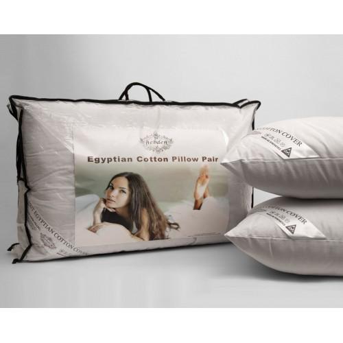 Egyptian Cotton Pillows  2 & 4 Pack