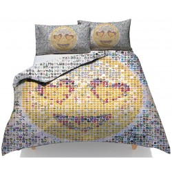 Latest Novelty Designs Effect Funky Print Bedding Duvet/Quilt Cover Pillow case
