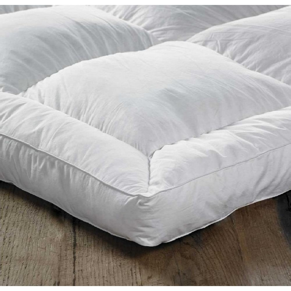 super co outdoors elizabeth and dp topper amazon bed feather king uk jayne sports goose down textiles direct by mattress