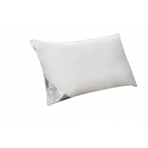 Goose Feather & Down Pillows Cotton Cover