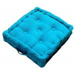 LUXURY BOX PADDED SEAT BOOSTER CUSHION THICK CUSHIONS